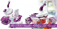 AW-2100 MASTER KITCHEN SET REVIEW